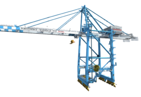 Ship To Shore cranes, Rubber Tyred Cranes, Rail Mounted Cranes