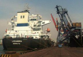 Ship loader / unloader